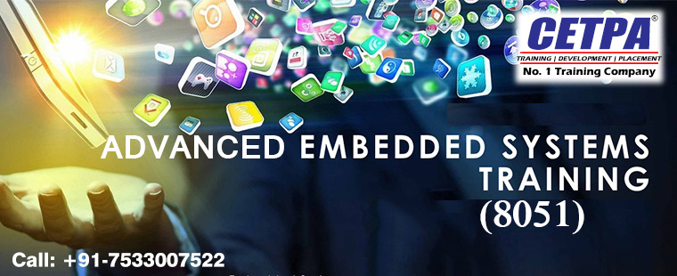Advanced EMBEDDED Systems Training in Lucknow