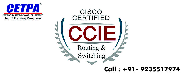 CCIE ROUTING & SWITCHING Training in Lucknow