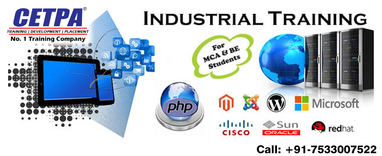 Industrial training in Lucknow