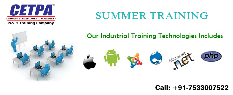 summer training in Lucknow