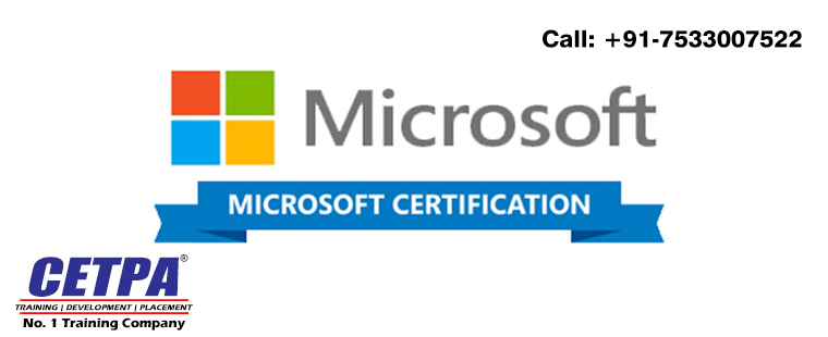 Microsoft Certification Program Training in Lucknow